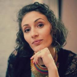 Laura Pîrvu - Contributor