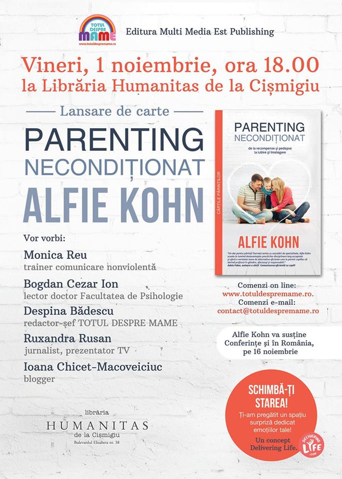 alfie kohn Alfie kohn writes and speaks widely on human behavior, education, and parenting he is the author of twelve books and hundreds of articles kohn has been described by.