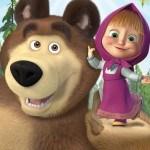 Masa si ursul desne animate online