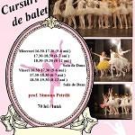 balet pentru copii la Iasi