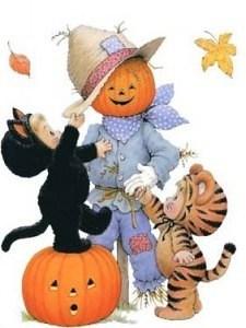 halloween petrecere