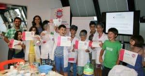 Curs copii ateliere experiente stiintifice