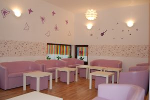 cafenea loc de joaca