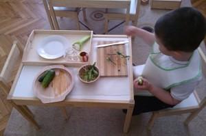 ateliere montessori copii