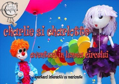 spectacol marionete copii