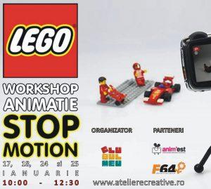 workshop animatie Lego