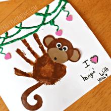 maimutica creativa
