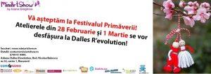 festivalul primaverii ateliere copii