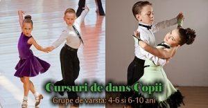 Cursuri dans copii bucuresti