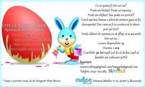 spectacol atelier copii tapusele ou