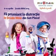Scoala Altfel sun plaza
