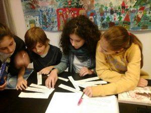 Ateliere de lectura activa si redactare Scoala de Cuvinte 1