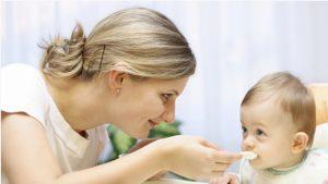 Cod Liver Oil mama hraneste bebe