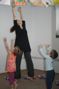 ateliere dans creativ copii