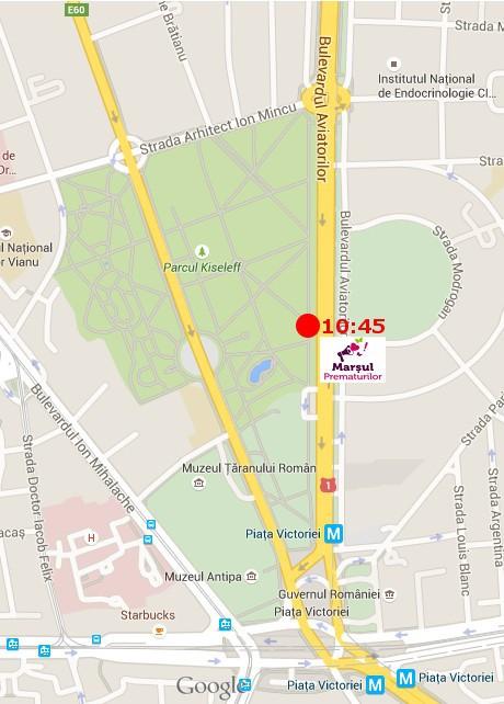 harta marsul prematurilor 10 iunie