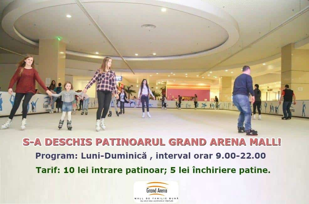 Patinoar grand arena