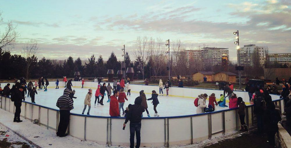 Patinoare Bucuresti Park Lake