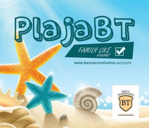 distractie pe plaja BT Mamaia