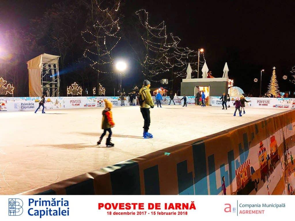 patinoare Bucureşti Arena Naţională