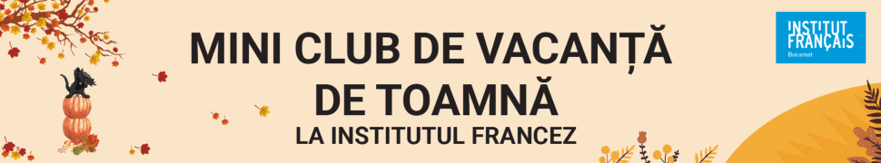 banner 970x180 Institutul Francez
