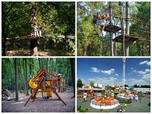 parcuri de aventura zona bucurestiului 1