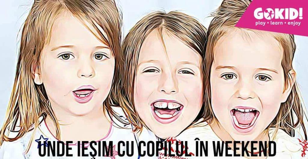 GOKID Evenimente pentru copii locaţii kid-friendly Facebook