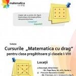 pregatire matematica