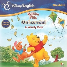 Disney Winnie de Plus O zi cu vant