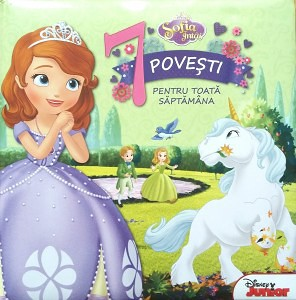 Sofia Intai Sapte povesti pentru toata saptamana coperta 2