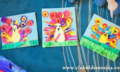 ateliere art&craft copii