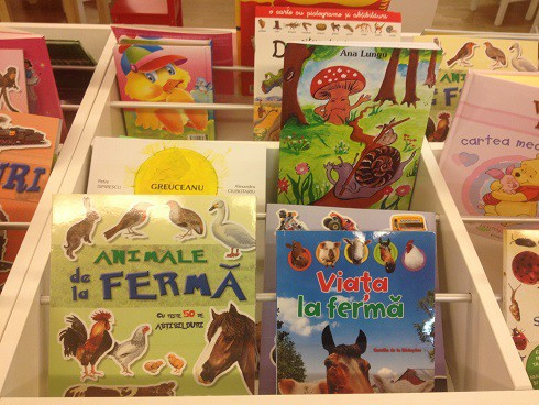 carti copii biblioteca nationala a romaniei