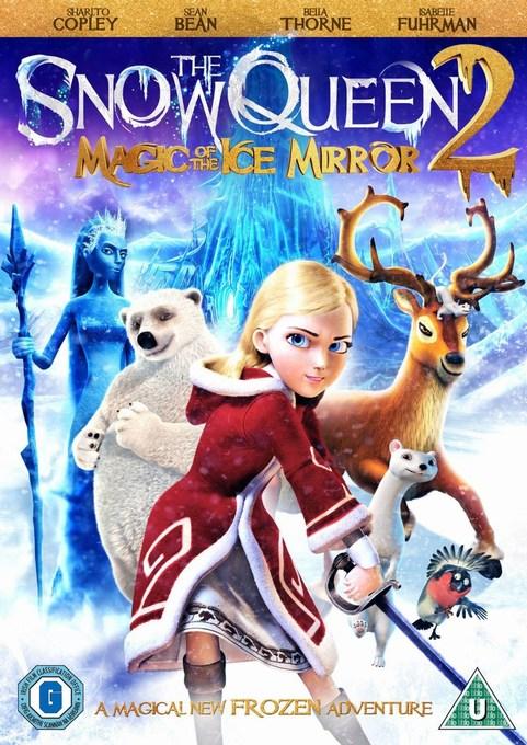 craiasa zapezii 2 snow queen 2 2014 film copii cinema gokid