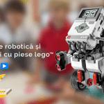 Ateliere de robotica si constructii 6-14 ani EduBricks