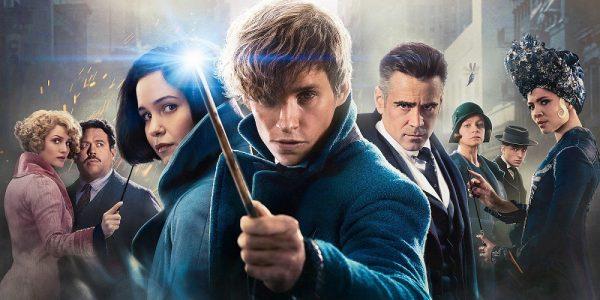 Fantastic Beasts & Where to Find Them filme pentru copii la cinema