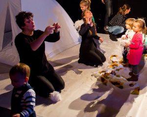 spectacol de teatru pentru copii 1-3 ani
