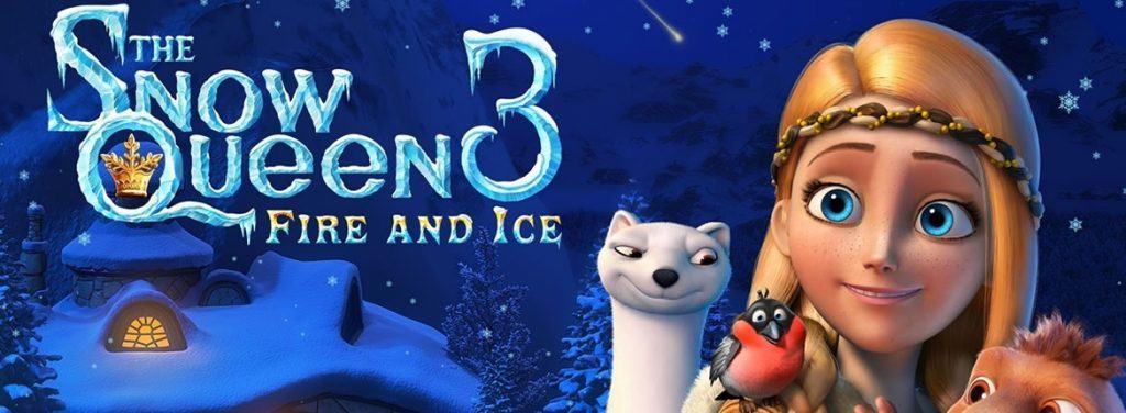 The Snow Queen 3 filme pentru copii la cinema