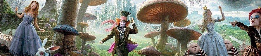 Alice in Wonderland 2 Alice in tara Oglinzilor