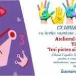 Atelier copii de creatie si mesterit