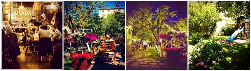 Livada restaurant cu gradina si loc de joaca pentru copii Cluj