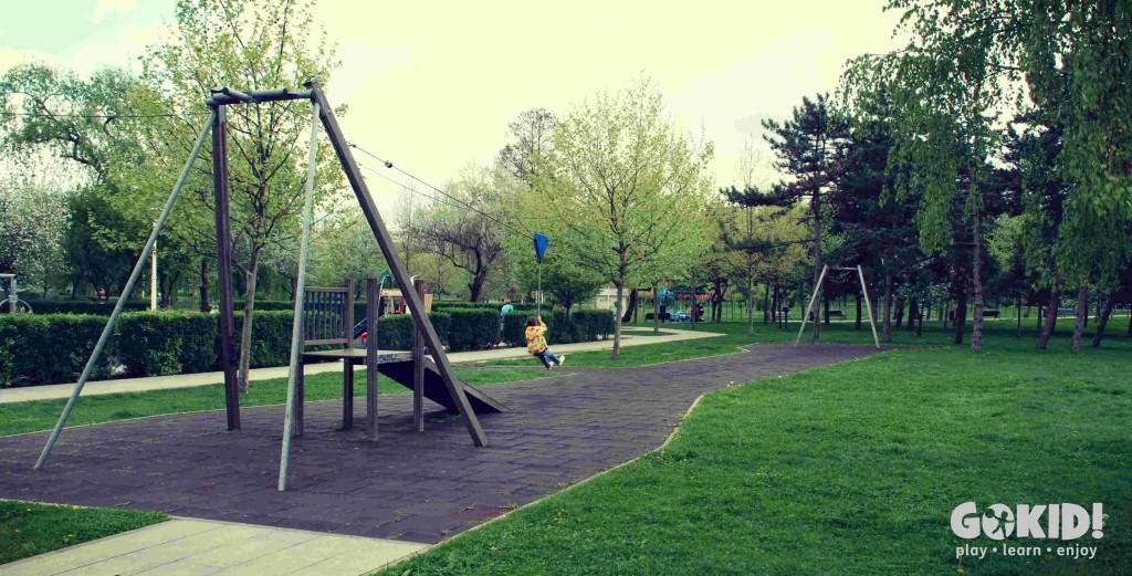 Parcul IOR tiroliana
