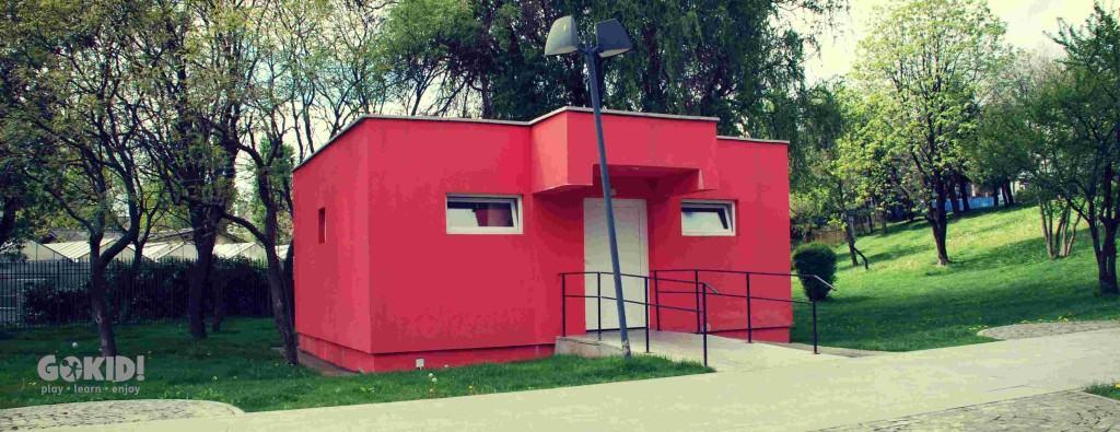 Parcul IOR toalete