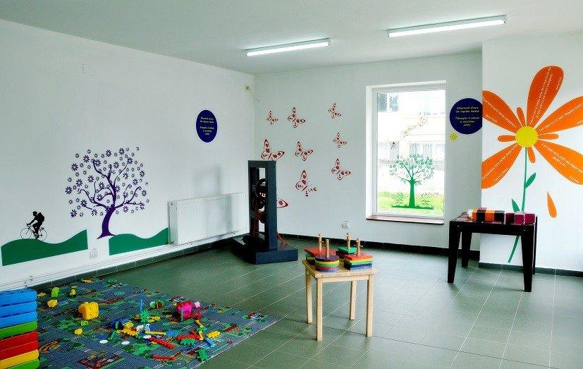 Orăşelul Cunoaşterii Primul Muzeu Interactiv pentru Copii Sector 1
