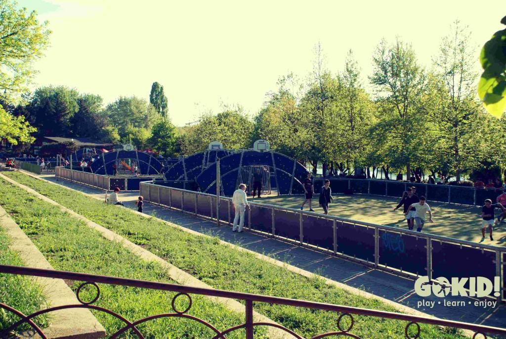 parc ior terenuri de sport