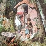 povesti pentru copii hansel si gretel