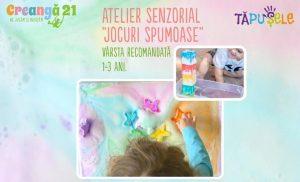Ateliere senzoriale copii