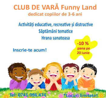 Funny Land Club de Vara