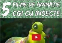 5 filme de animatie CGI cu insecte
