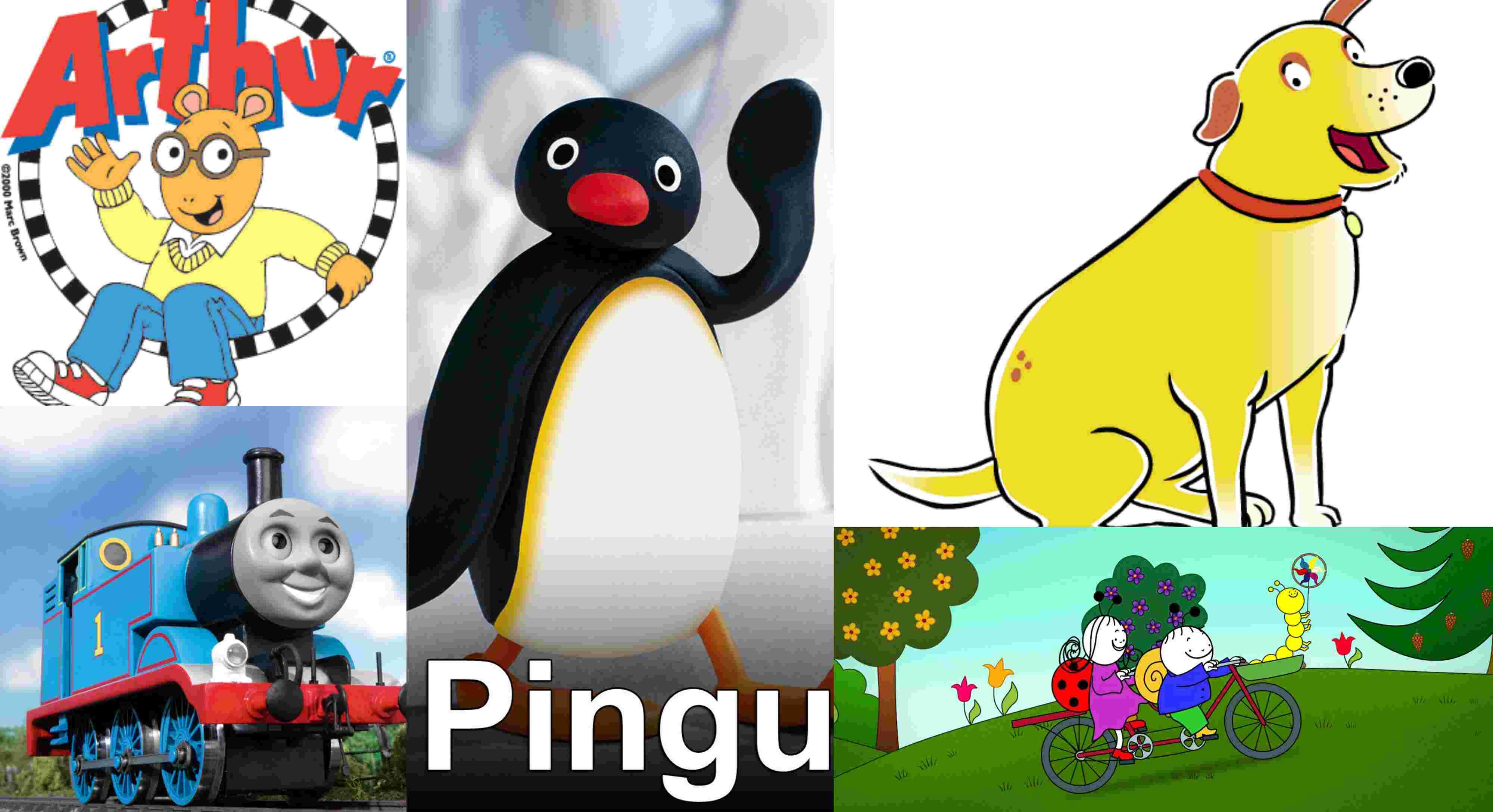 5 desene animate dublate in romana linistite cu mesaj educational