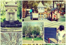 Parcul Carol kid-friendly in Bucuresti sector 4