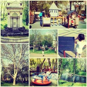 Parcul Carol kid-friendly in Bucuresti sector 4